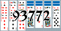 Пасьянс №93772