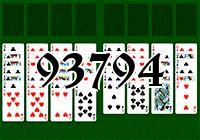 Пасьянс №93794