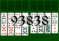 Пасьянс №93838