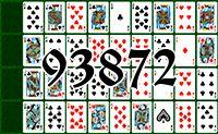 Пасьянс №93872