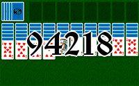 Пасьянс №94218