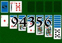 Пасьянс №94356