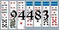 Пасьянс №94483