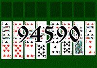 Пасьянс №94590