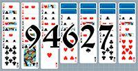 Пасьянс №94627