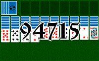 Пасьянс №94715
