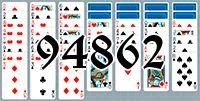 Пасьянс №94862