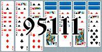 Пасьянс №95111