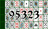 Пасьянс №95323