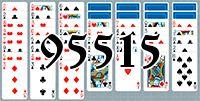 Пасьянс №95515