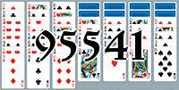 Пасьянс №95541