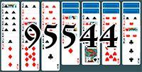Пасьянс №95544