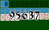 Пасьянс №95637