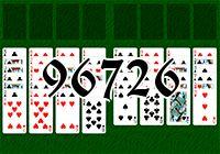 Пасьянс №96726