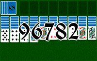 Пасьянс №96782