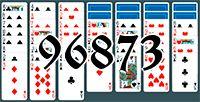 Пасьянс №96873