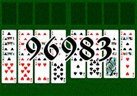 Пасьянс №96983