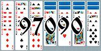 Пасьянс №97090