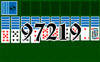 Пасьянс №97219