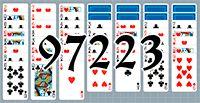 Пасьянс №97223