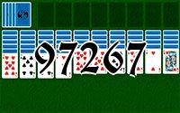 Пасьянс №97267