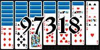 Пасьянс №97318