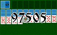 Пасьянс №97505