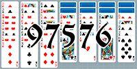 Пасьянс №97576