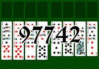 Пасьянс №97742