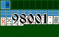 Пасьянс №98001