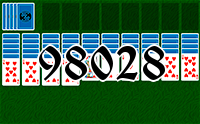 Пасьянс №98028