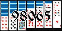 Пасьянс №98065