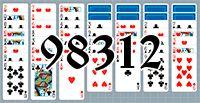 Пасьянс №98312