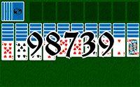 Пасьянс №98739