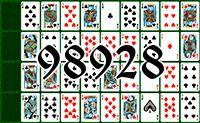 Пасьянс №98928