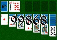 Пасьянс №99868