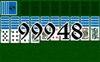 Пасьянс №99948