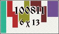 Полимино №100811