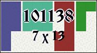 Полимино №101138