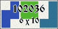 Полимино №102036