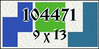 Полимино №104471