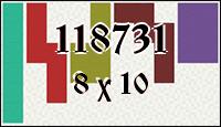 Полимино №118731