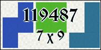 Полимино №119487