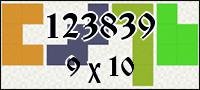 Полимино №123839