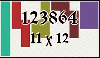 Полимино №123864