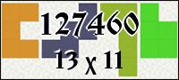 Полимино №127460
