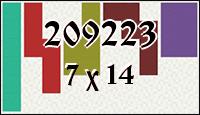 Полимино №209223
