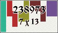 Полимино №238973