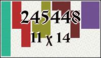 Полимино №245448
