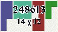 Полимино №248613